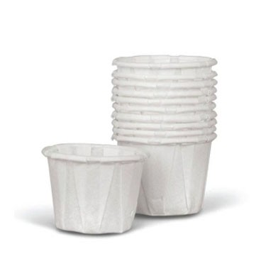 Medline Disposable Paper Souffle Cups