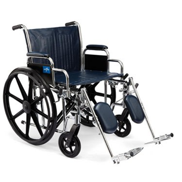 Medline Excel Extra Wide Wheelchair