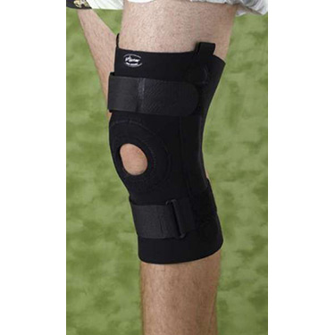 Medline Hinged Neoprene Knee Support