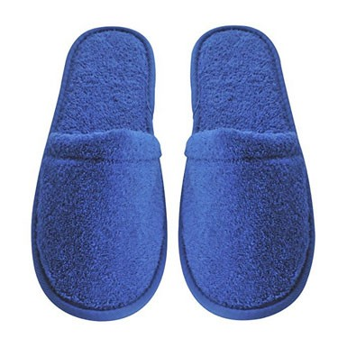 Men's Turkish Organic Terry Cotton Cloth Spa Slippers