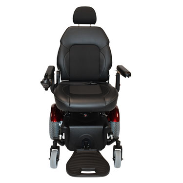 Merits Vision Super Heavy Duty Power Wheelchair