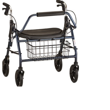 Mighty Mack Heavy Duty Rollator by Nova