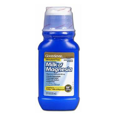 Milk of Magnesia