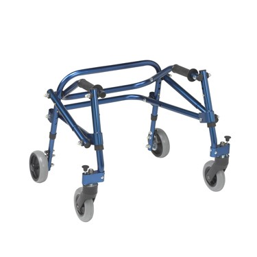 Nimbo Posterior Walker with Seat by Drive Medical