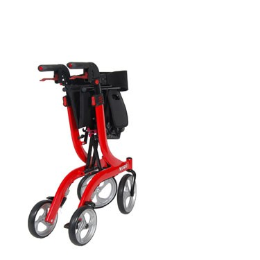 Nitro Aluminum Rollator for Petite Users by Drive Medical