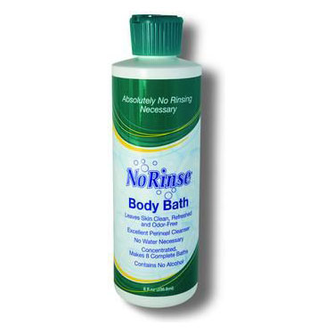 No-Rinse® Body Bath with Odor Eliminator