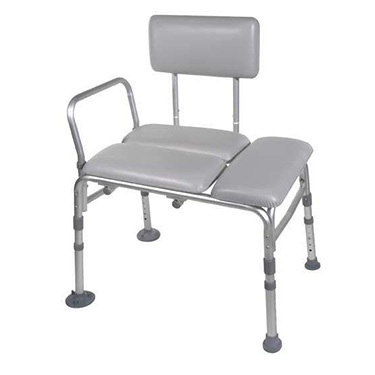 Padded Seat Transfer Bench By Drive