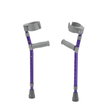 Pediatric Forearm Crutches by Drive Medical