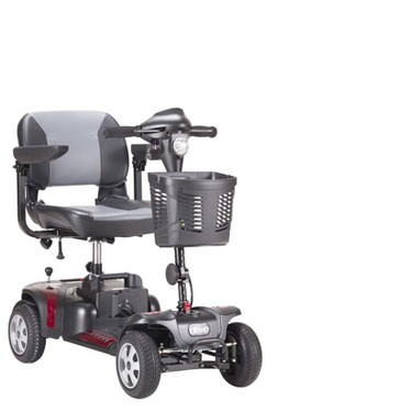 Phoenix 4 Wheel HD Heavy Duty Scooter by Drive