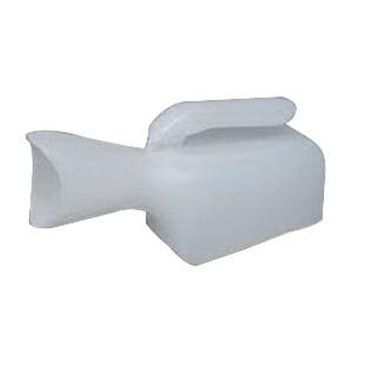 Plastic Female Urinal by Carex