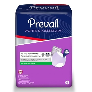 Prevail for Women PurseReady Brief