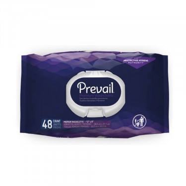 Prevail Premium Quilted Washcloths with Aloe