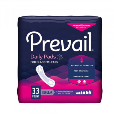 Prevail Ultimate Daily Pads