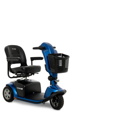 Pride Mobility 3 Wheel Victory 10.2 Scooter