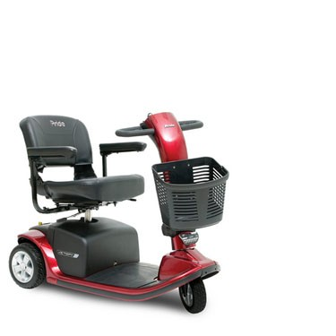 Pride Mobility 3 Wheel Victory 9 Scooter