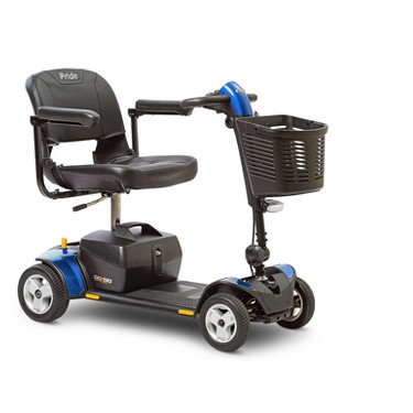 Pride Mobility 4 Wheel Go-Go Elite Traveler Plus Scooter