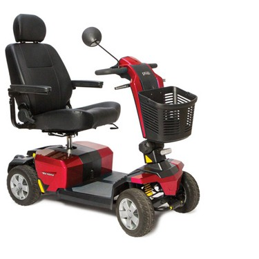 Pride Mobility 4 Wheel Victory 10 LX Scooter