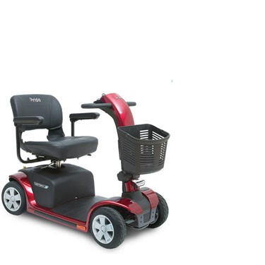 Pride Mobility 4 Wheel Victory 9 Scooter