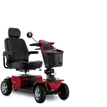Pride Mobility 4 Wheel Victory LX Sport Scooter