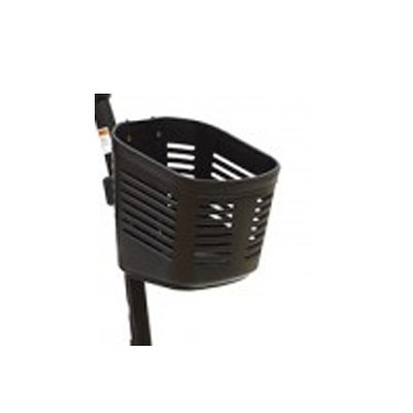 Pride Mobility Replacement Front Basket (Model Specific)