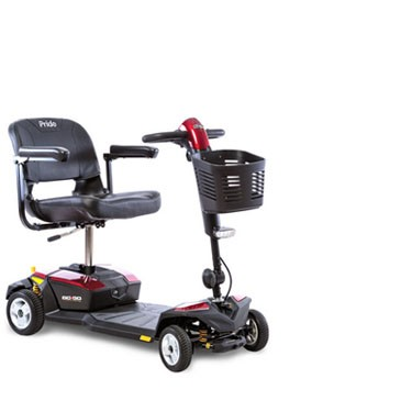 Pride Mobility Go-Go LX 4 Wheel CTS Scooter