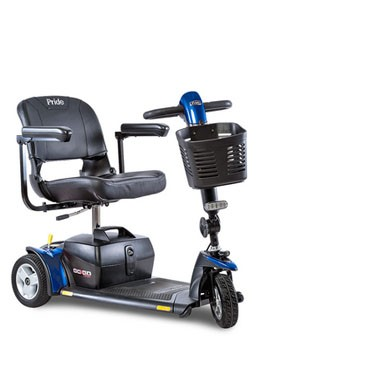 Pride Mobility Scooter >> Pride Mobility Go Go Sport 3 Wheel Scooter