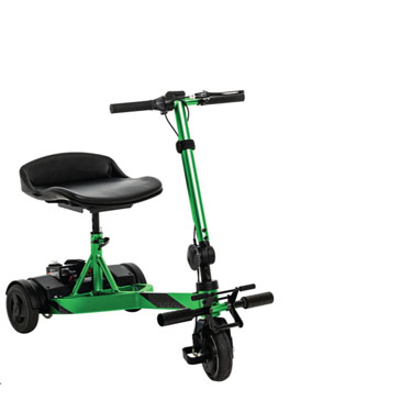 Pride Mobility iRide Folding Scooter