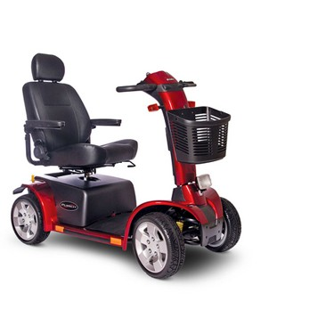 Pride Mobility 4 Wheel Pursuit Scooter