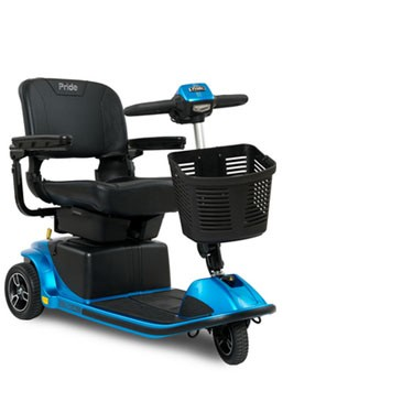 Pride Mobility Revo 2.0 Three Wheel Scooter