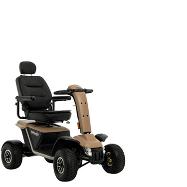 Pride Mobility Wrangler 4 Wheel Scooter