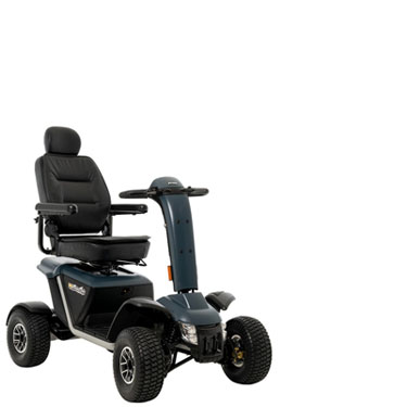 Pride Mobility Scooter >> Pride Mobility Wrangler 4 Wheel Scooter