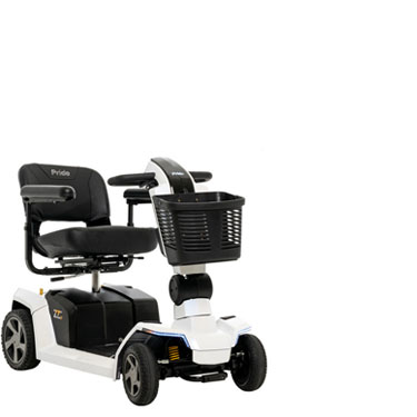 Pride Mobility ZT10 Four Wheel Scooter
