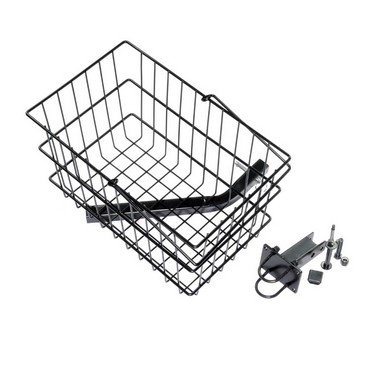 Pride Rear Basket Assembly for Jazzy Power Seat w/ Comfort Seat