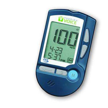 Prodigy Voice® Blood Glucose Monitoring System