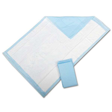 Protection Plus Fluff-Filled Underpads - Economy