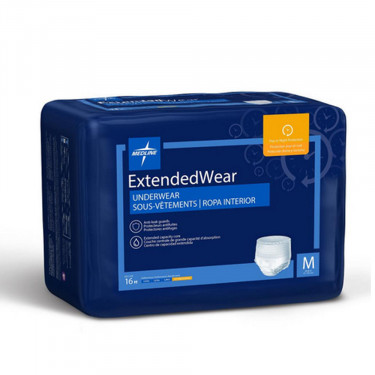 Protection Plus Extended Wear Overnight Protective Underwear - Heavy