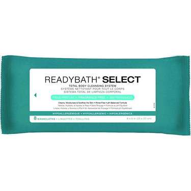 ReadyBath Select Wipes