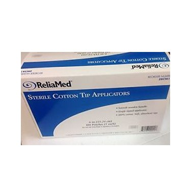 ReliaMed Sterile Cotton-Tip Applicator