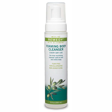 Remedy 4-in-1 Foaming Body Cleanser by Medline