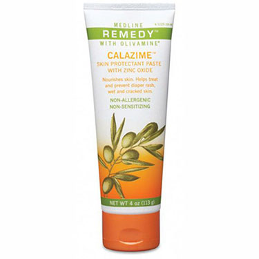 Remedy Olivamine Calazime Protectant Skin Paste by Medline