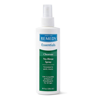 Remedy Essentials No-Rinse Cleansing Spray