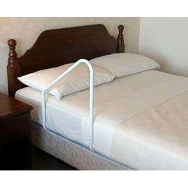 MTS Reversible Slant Bed Rail for Home Beds