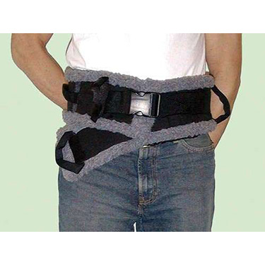SafetySure Transfer Belt (Sheepskin Lined)