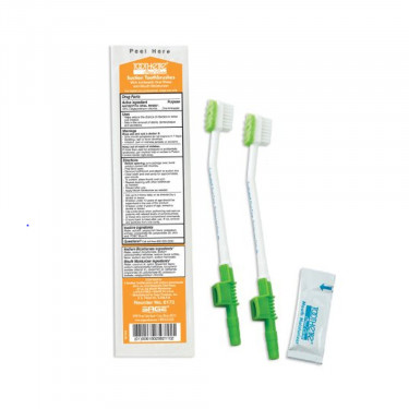 Sage Toothette Suction Toothbrush Kit