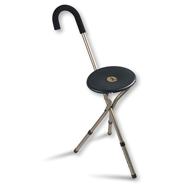 Alex Orthopedics Adjustable Tri-Seat Cane