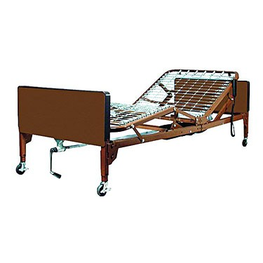 Semi-Electric Bed Package by Professional Medical Imports