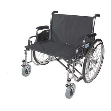 Sentra EC Heavy-Duty Extra Wide Wheelchair  (Standard) Footrests sold separately