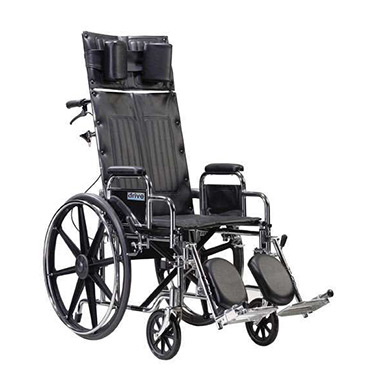 Sentra Full Reclining Wheelchair by Drive