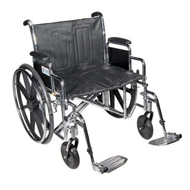 Sentra Heavy-Duty Wheelchair By Drive