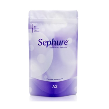 Sephure Disposable Suppository Applicator